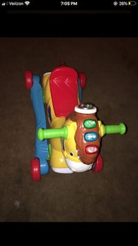 Vtech rocking horse & scooter toy