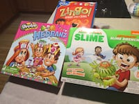 Family Board Games (used) Odenton, 21113