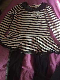 Baby girl set 24 month very good condition  Winnipeg, R3T 3A2