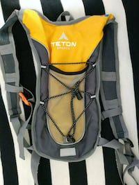 Hiking running hydration backpack