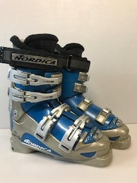 Nordica Exopower Grand Prix S 24 24.5 ski boots Federal Way, 98023