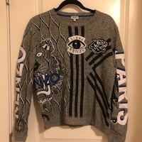 kenzo limited edition hoodie size L 列治文, V6X
