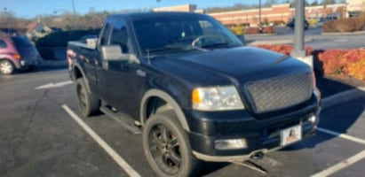 2004 Ford F-150 FX4 4x4 SuperCab 133-in Styleside