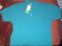 Brand New men's Lacoste Polo shirt