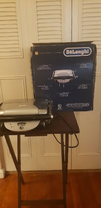 DeLONGHI CONTACT ELECTRIC GRILL West Springfield