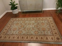 Beige and blue rug Hagerstown, 21740