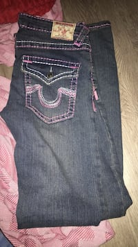 Authentic true religion jeans Edmonton, T5H 2X1