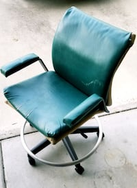 Leather Adjustable Office Chair