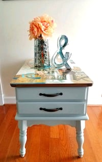 Restyled End Table Summerville, 29485
