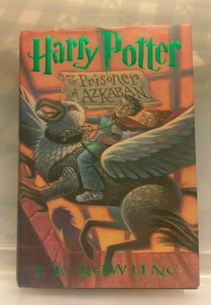 Harry Potter and the Prisoner of Azkaban by J.K. Rowling for sale  Zion