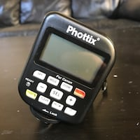 Phottix wireless TTL flash trigger Gibsons, V0N 1V5
