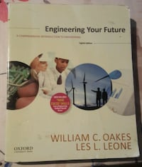 ENGINEERING YOUR FUTURE 8TH EDITION OAKES LEONE Bakersfield