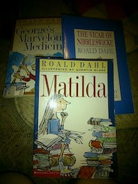 Roald Dahl books all for 5 London, N5W 2Y8