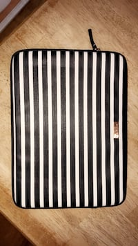 black and white striped leather wallet Wentzville, 63385