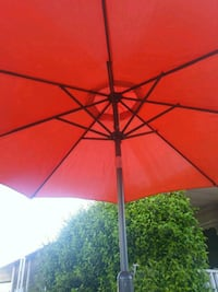 """9' x 8'4"""" new cond./stand ! $65 firm  Citrus Heights, 95621"""