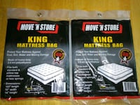 King size mattress bags protect your mattress Augusta