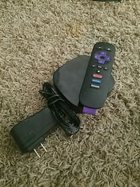 black ROKU TV with remote Queen Creek, 85143
