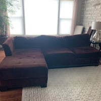 Sofa bed nice and confy - GREAT Condition - Negotiable