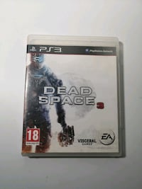 PS3 DEAD SPACE 3 ORJİNAL OYUN