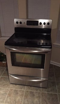 Stainless steel induction range oven Waldorf, 20603