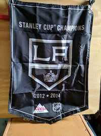 Los Angeles Kings Stanley Cup Banner Niagara Falls, L2E 3K9