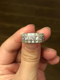 Silver Plated Brand New Band Ring Size 7 Hamilton, L9C 6M3
