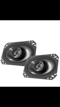 JBL Stage 6402 4X6 inches 4 ohms Stage Series 2-Way Coaxial Speakers  Los Angeles, 90057