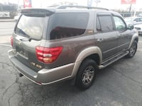 Toyota - Sequoia - 2004 Nottingham