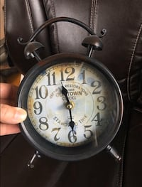 Brand New! Antique Style Alarm Clock