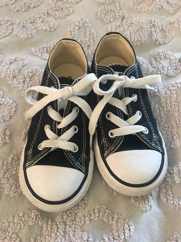 42a7ac92a4e Used Converse toddler size 9 for sale in San Jose - letgo