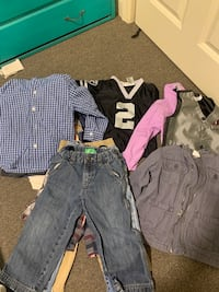Boys clothes size 3T