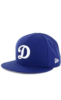 New Era Los Angeles Dodgers Fitted Cap Various Sizes Available 29.99