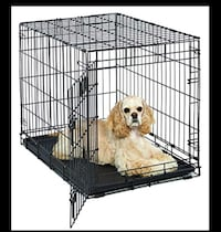 "New, unused.... Dog Crate MidWest Life Stages 30"" Heavy Duty St Thomas, N5R 6M6"