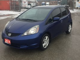 2014 HONDA FIT HATCHBACK