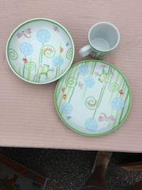 Tiffany china child teaset- unused! Fairfax, 22032