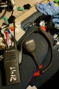 MOTOROLA GP340 VHF walkie talkie Ås, 1430