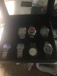 Different types of watches from Kenneth Cole to Fossil to Echo to  Stockton, 95219