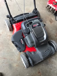 Snapper lawn mower. Self propelled.  Works well Romulus, 48242