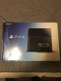 Black sony ps4 slim box Calgary, T3A 5K8
