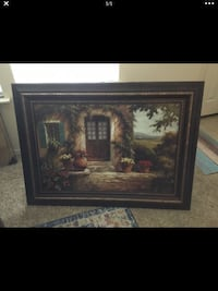 Large wall picture (OBO ) Oklahoma City, 73099