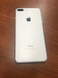 Silver iphone 7 plus San Jose, 95112