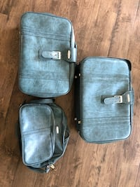 two black and gray leather crossbody bags Boise, 83709