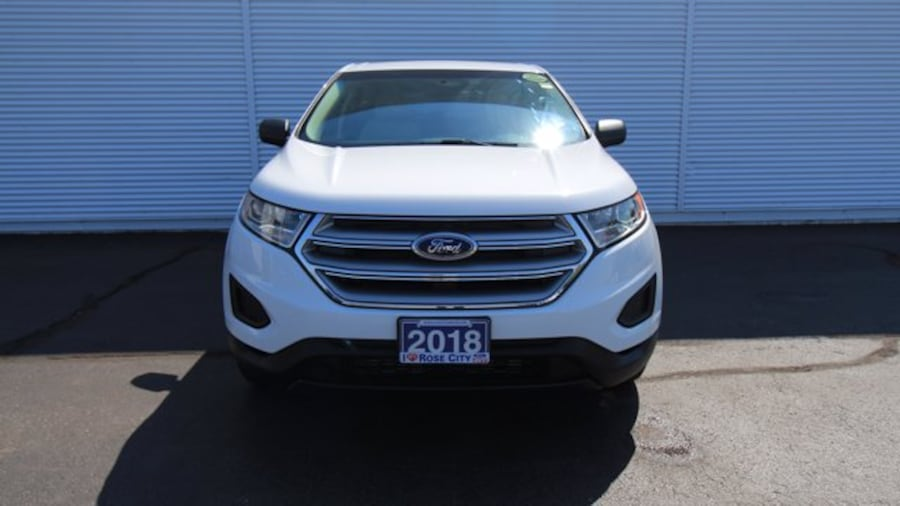 2018 Ford Edge SE / ACCIDENT FREE / BACK UP CAM / ONE OWNER / CLO d8a81d31-4332-4682-a36a-862dee3610b3