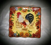 Rooster Plate Omaha, 68104