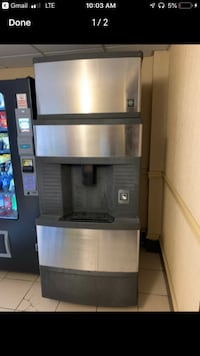 Hotel ice machine