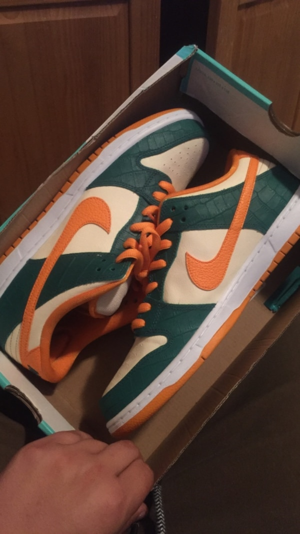 new product 6b375 98b17 Nike sb dunk low pro with zoom air size 11.5