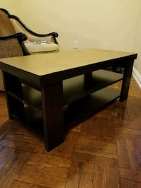wooden coffee table Washington