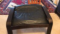 Leather chair (dropped from $65) Plainsboro, 08540