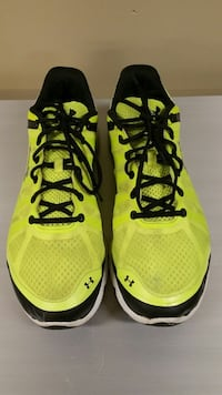 "Size 15E (USA size) ""UNDER ARMOUR"" SPORTS SHOES (price is firm). Arlington, 22204"
