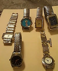 Means and women's watches